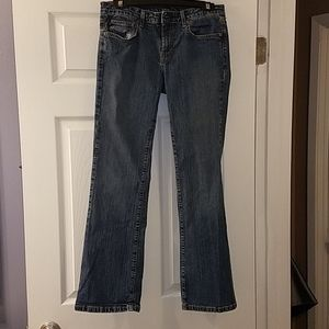 Polo Ralph Lauren Stretch Kelly Jeans, size 8